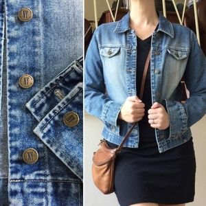 Vintage New York and Company Jean Jacket